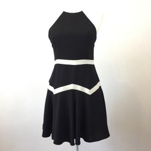 Parker Fit & Flare Dress Size S